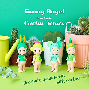 Sonny Angel Cactus Series 2020