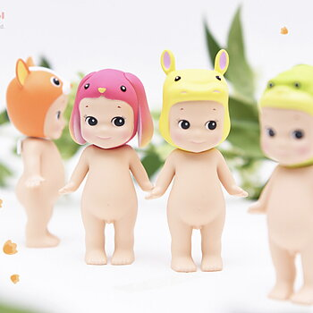 Sonny Angel Special Color Animal Series 3
