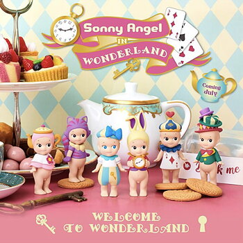 Sonny Angel in Wonderland 2020