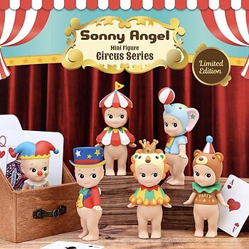 Sonny Angel Circus 2019