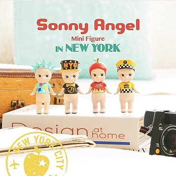 Sonny Angel New York Series 2019 - 1 LEFT