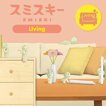 Smiski Living Serie