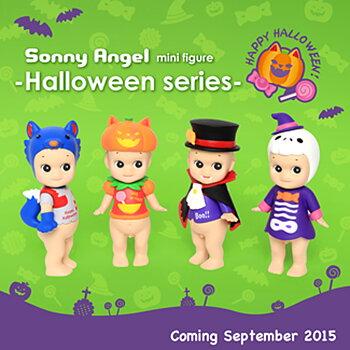 Sonny Angel Halloween 2015