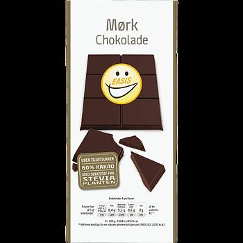 Mörk Belgisk Choklad  60%  85gr Easis