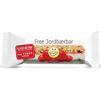 10-PACK JORDGUBBSBAR  - EASIS