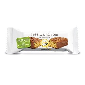 10-PACK CRUNCH KARAMELL BAR -  EASIS