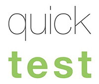 Quicktest Diabetestest 1 st