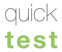 Quicktest Diabetestest 1 st