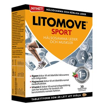 Litomove Sport 30 st