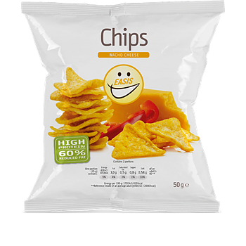 EASIS CHIPS CHEESE 50 G