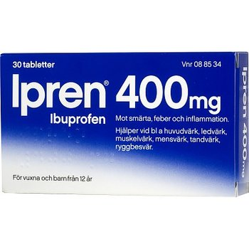 IPREN tablett 400mg / 30st