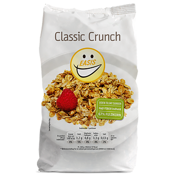 CLASSIC CRUNCH 350G EASIS