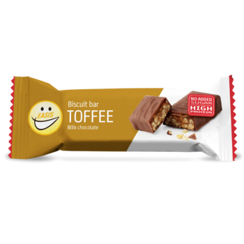 Biscuit bar Toffee  Easis