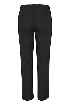 Jillian Gent Wide Pants Svart  KAFFE