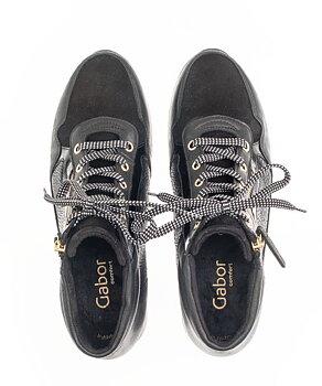 Gabor Sneaker Comfort Svart