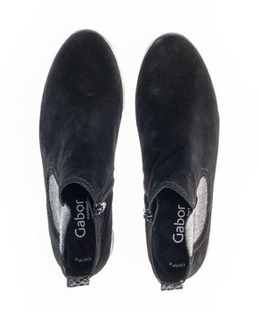 Gabor Comfort Ankle boots Black  GABOR