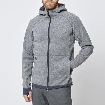 Limited Mens Eskimo Hoodie - Grey