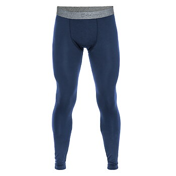 Mens SuperBase Merino Longlongs - Bilberry