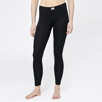 Womens Basic Longlongs - Blackberry