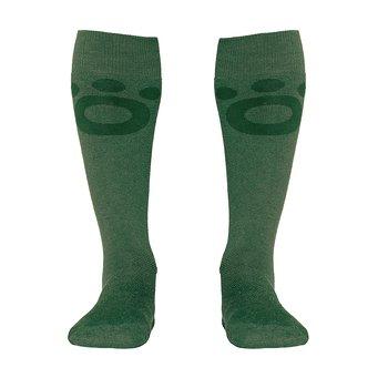 Skier Midweight Socks - Juniper