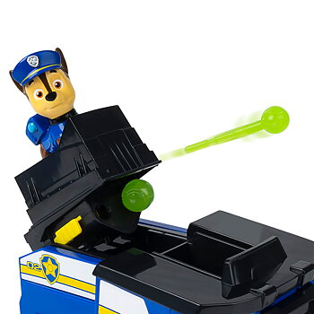 Paw Patrol Split second fordon - Chase