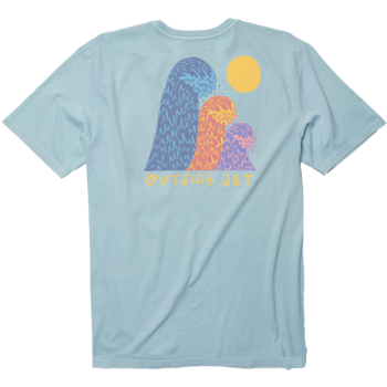 Vissla Outside Sets Pocket Tee