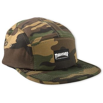 Thrasher 5 Panel Cap