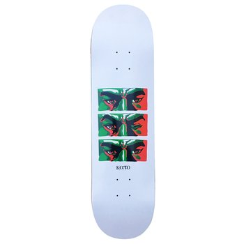 Kato Skateboards Blink Eyes Deck 8.5""