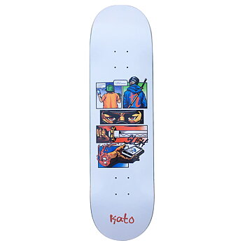 Kato Skateboards Comic Deck 8.0""