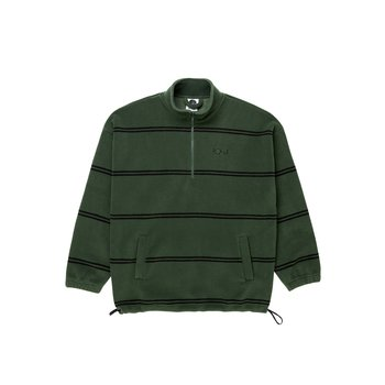 Polar Skate Co. Striped Fleece Pullover 2.0