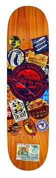 """AntiHero Daan Park Board Round II 8.25"""" Full"""