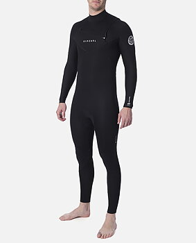Rip Curl Dawn Patrol Performance 4/3mm Chest Zip