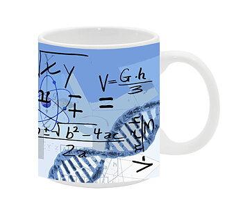 Forskare vetenskap professor 1 mugg