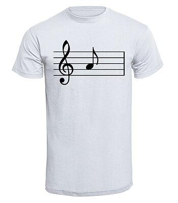 Musik noter No.1 - T-shirt