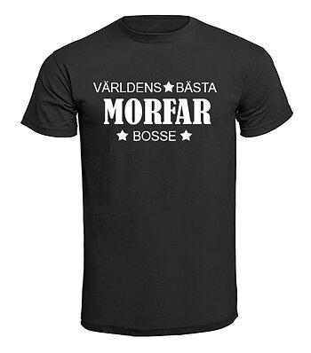 T-shirt - Världens bästa eget namn med stjärnor egen design