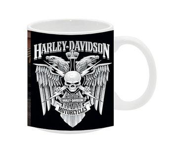 Harley Davidson motorcykel 55 mugg