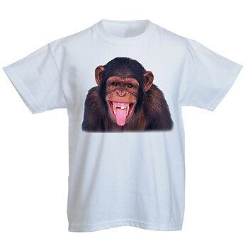 Rolig apa lipar 1 - T-shirt