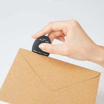 Letter Opener OHTO CLO, black