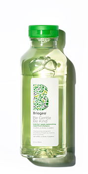 Schampo - Be Gentle, Be Kind. Matcha + Apple Replenishing Superfood Shampoo, 369 ml