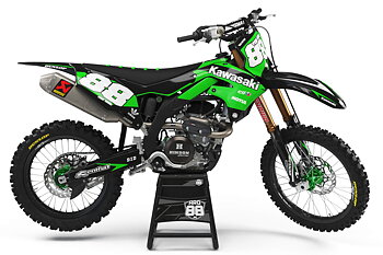 Dekalkit Kawasaki Clean Green