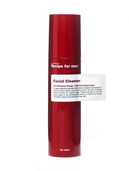 Facial Cleanser [Recipe for men]