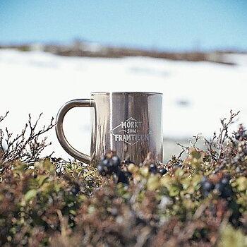 Rostfri Koppardaug - Mörkt som framtiden [Lemmelkaffe]