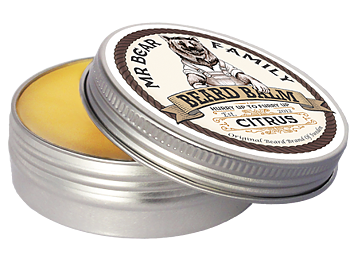 Beard Balm Citrus [Mr Bear Family]