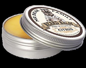 Beard Balm Citrus [Mr Bear Family]