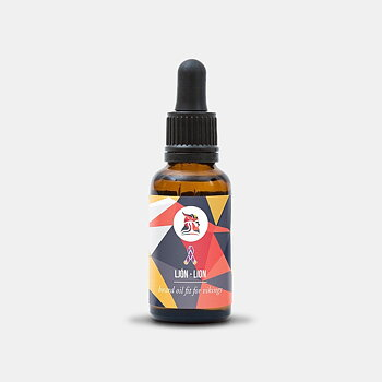 Beard Oil - Ljón -Lion [Fit For Vikings]