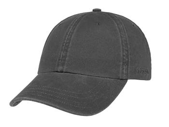 Baseball Cap UPF40+ Anthracite [Stetson]