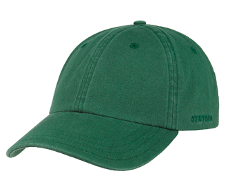 Baseball Cap UPF40+ Dark Green [Stetson]