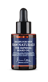 The Imperial Beard Oil [Recipe For Men]