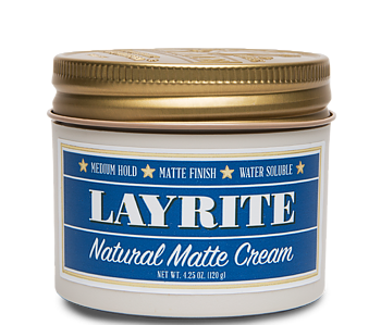 Natural Matte Cream [Layrite]