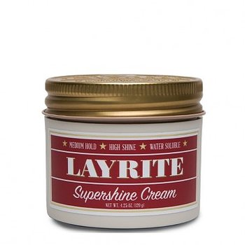Super Shine Hair Cream [Layrite]